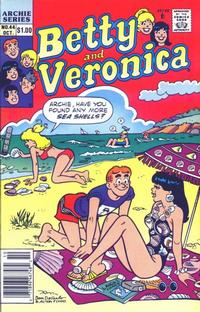 Cover Thumbnail for Betty and Veronica (Archie, 1987 series) #44