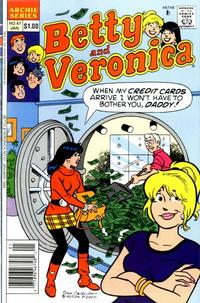 Cover Thumbnail for Betty and Veronica (Archie, 1987 series) #47