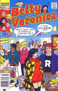 Cover Thumbnail for Betty and Veronica (Archie, 1987 series) #49