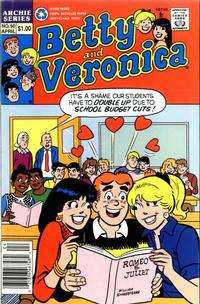 Cover Thumbnail for Betty and Veronica (Archie, 1987 series) #50
