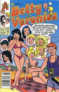Cover Thumbnail for Betty and Veronica (Archie, 1987 series) #54