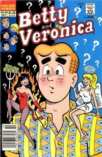 Cover Thumbnail for Betty and Veronica (Archie, 1987 series) #56