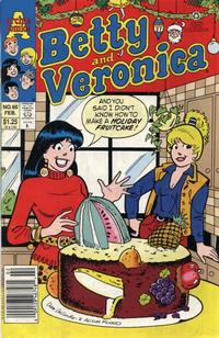Cover Thumbnail for Betty and Veronica (Archie, 1987 series) #60 [Newsstand]