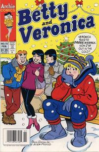 Cover Thumbnail for Betty and Veronica (Archie, 1987 series) #72