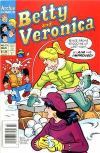 Cover Thumbnail for Betty and Veronica (Archie, 1987 series) #73
