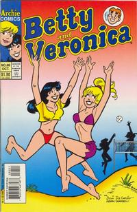 Cover Thumbnail for Betty and Veronica (Archie, 1987 series) #80