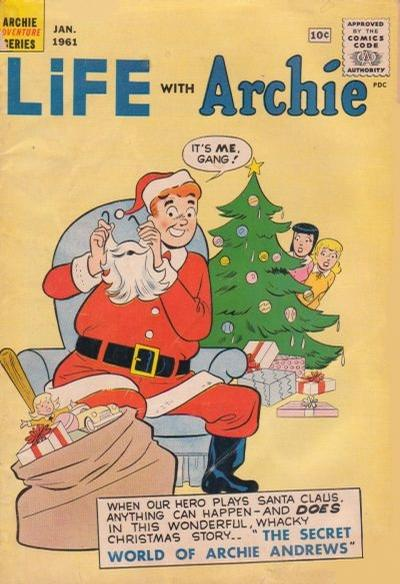 Cover for Life with Archie (Archie, 1958 series) #6