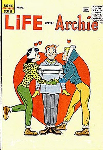 Cover for Life with Archie (Archie, 1958 series) #7