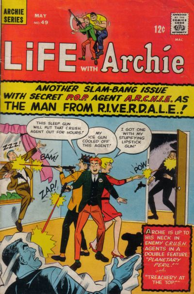 Cover for Life with Archie (Archie, 1958 series) #49