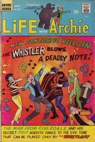 Cover for Life with Archie (Archie, 1958 series) #52