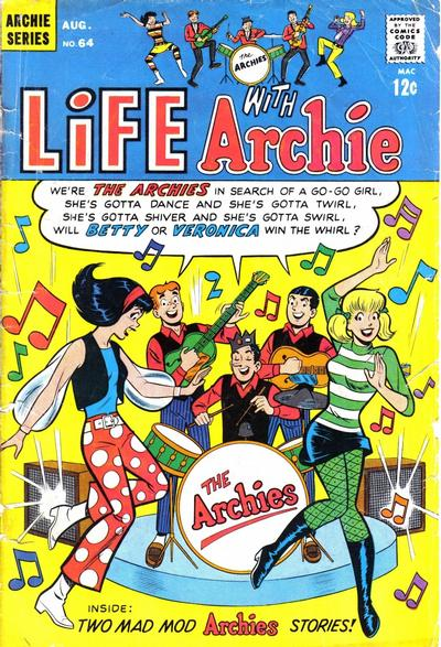 Cover for Life with Archie (Archie, 1958 series) #64