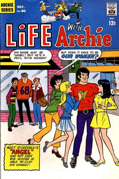 Cover for Life with Archie (Archie, 1958 series) #80