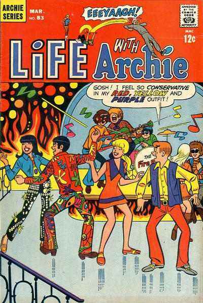 Cover for Life with Archie (Archie, 1958 series) #83