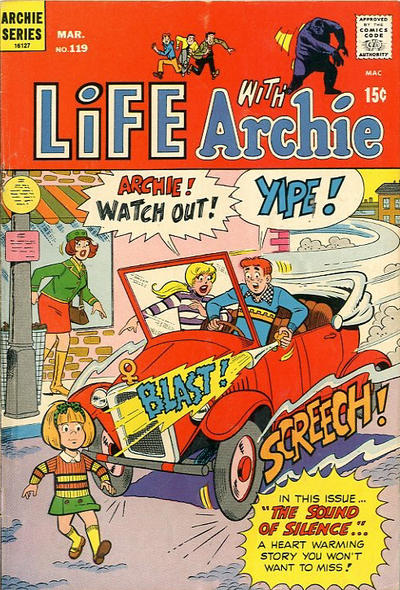Cover for Life with Archie (Archie, 1958 series) #119