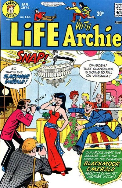 Cover for Life with Archie (Archie, 1958 series) #141