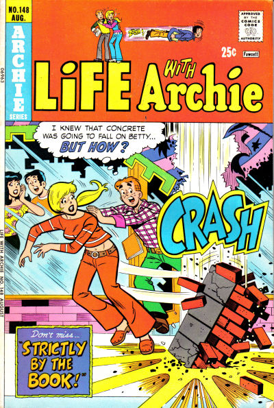 Cover for Life with Archie (Archie, 1958 series) #148