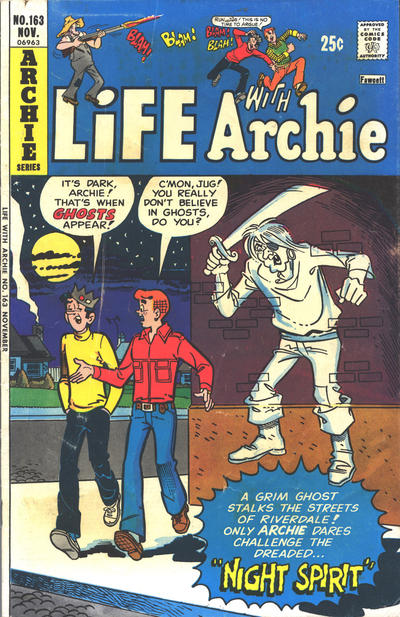 Cover for Life with Archie (Archie, 1958 series) #163