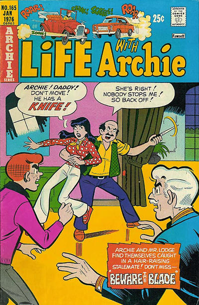 Cover for Life with Archie (Archie, 1958 series) #165