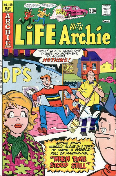 Cover for Life with Archie (Archie, 1958 series) #169