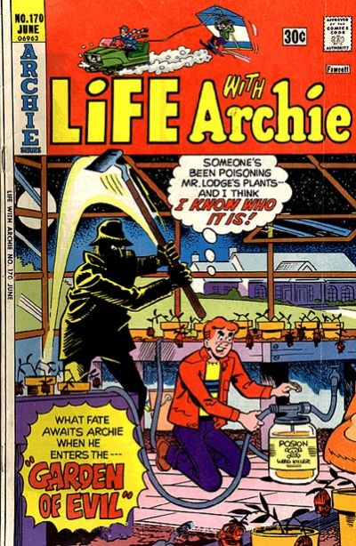 Cover for Life with Archie (Archie, 1958 series) #170