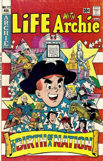 Cover for Life with Archie (Archie, 1958 series) #172