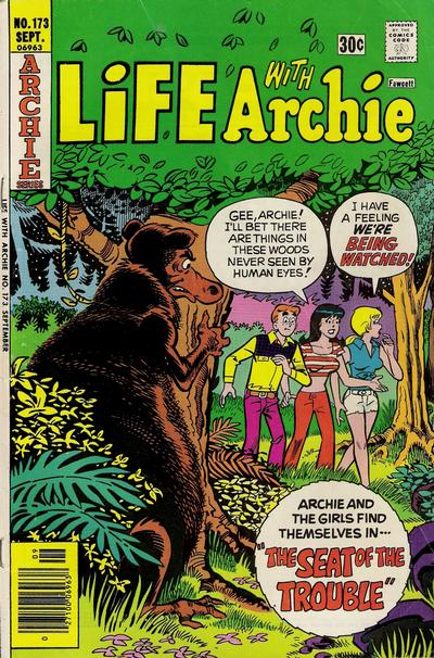 Cover for Life with Archie (Archie, 1958 series) #173
