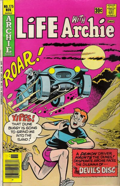 Cover for Life with Archie (Archie, 1958 series) #175