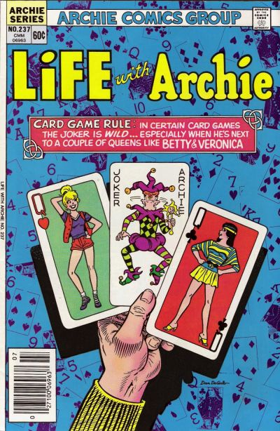Cover for Life with Archie (Archie, 1958 series) #237