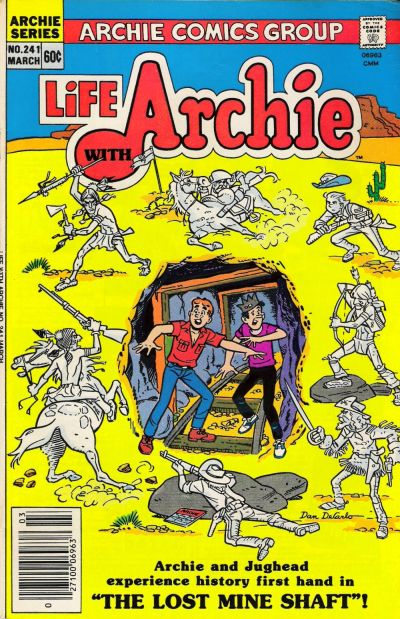 Cover for Life with Archie (Archie, 1958 series) #241