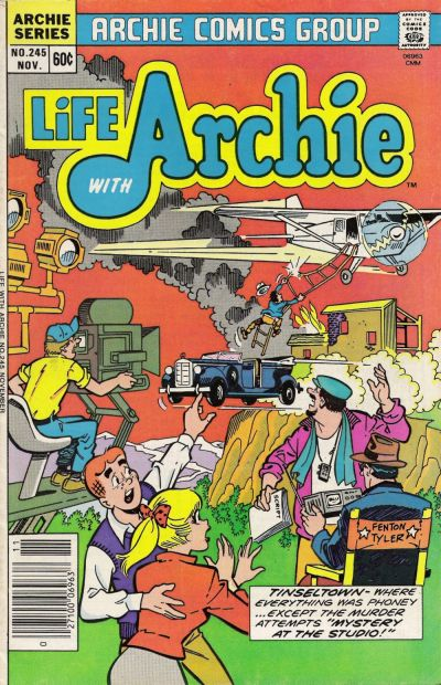 Cover for Life with Archie (Archie, 1958 series) #245