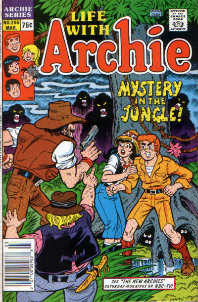 Cover for Life with Archie (Archie, 1958 series) #265