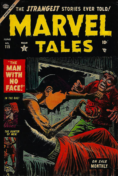 Cover for Marvel Tales (Marvel, 1949 series) #115