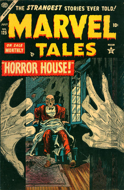 Cover for Marvel Tales (Marvel, 1949 series) #125