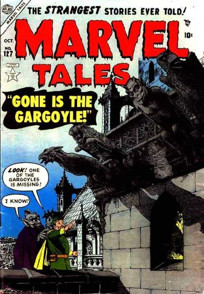 Cover for Marvel Tales (Marvel, 1949 series) #127