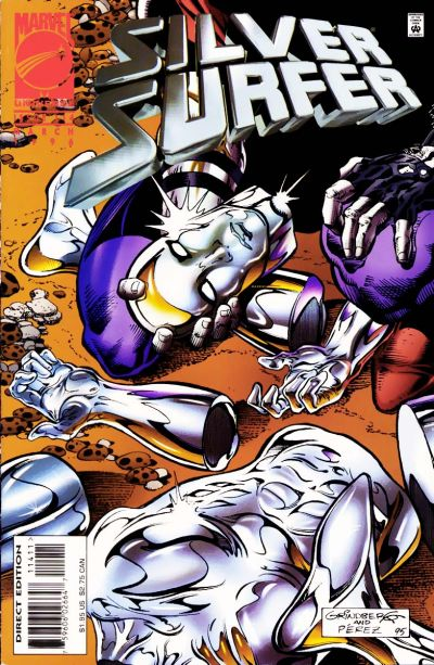 Cover for Silver Surfer (Marvel, 1987 series) #114