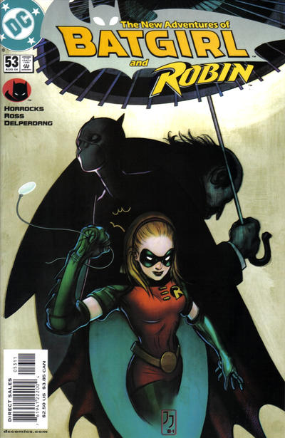 Cover for Batgirl (DC, 2000 series) #53