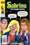 Cover for Sabrina the Teenage Witch (Archie, 2003 series) #44