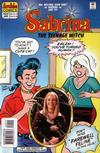 Cover for Sabrina the Teenage Witch (Archie, 1997 series) #9