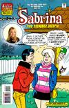 Cover for Sabrina the Teenage Witch (Archie, 1997 series) #10 [Direct Edition]