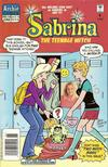 Cover for Sabrina the Teenage Witch (Archie, 1997 series) #14