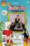Cover for Sabrina the Teenage Witch (Archie, 1997 series) #18 [Newsstand Edition]
