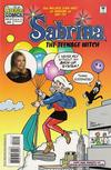 Cover for Sabrina the Teenage Witch (Archie, 1997 series) #21