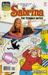 Cover for Sabrina the Teenage Witch (Archie, 1997 series) #25