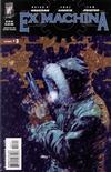Cover for Ex Machina (DC, 2004 series) #3