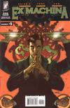 Cover for Ex Machina (DC, 2004 series) #5