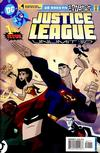 Cover for Justice League Unlimited (DC, 2004 series) #1 [Direct Sales]
