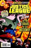 Cover for Justice League Unlimited (DC, 2004 series) #3 [Direct Sales]