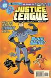 Cover for Justice League Unlimited (DC, 2004 series) #5 [Direct Sales]