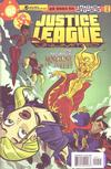 Cover for Justice League Unlimited (DC, 2004 series) #9 [Direct Sales]