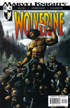 Cover for Wolverine (Marvel, 2003 series) #16 [Direct Edition]